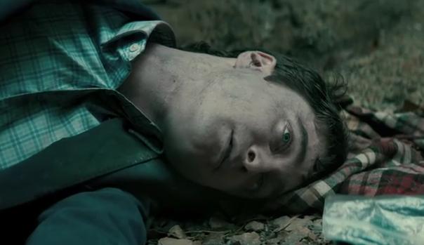 Dan Radcliffe's corpse