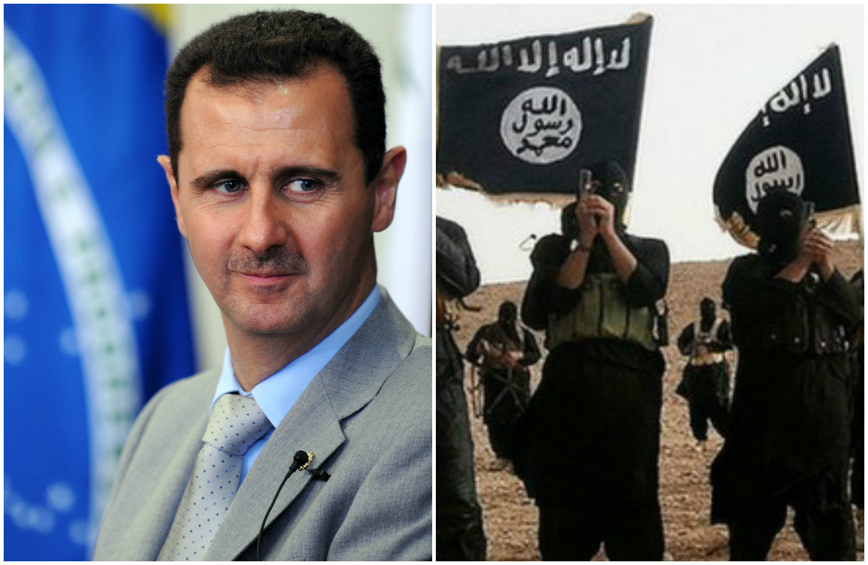 Assad & ISIS