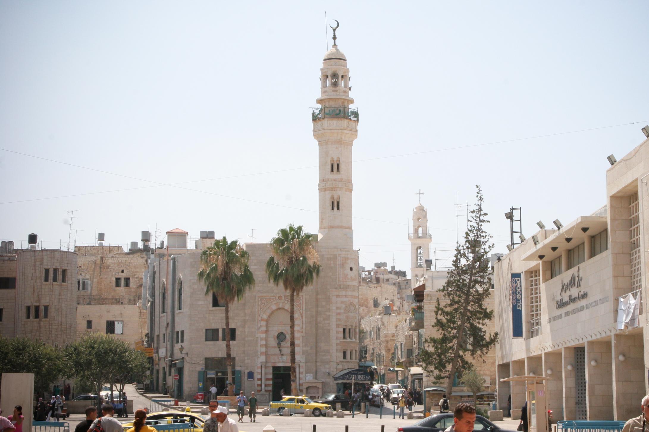 Bethlehem mosque