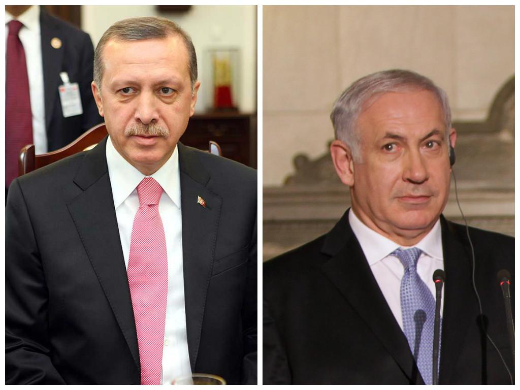 Netanyahu/Erdogan