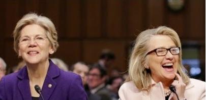 Clinton/Warren