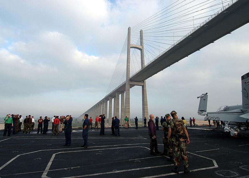 Morass Bridge