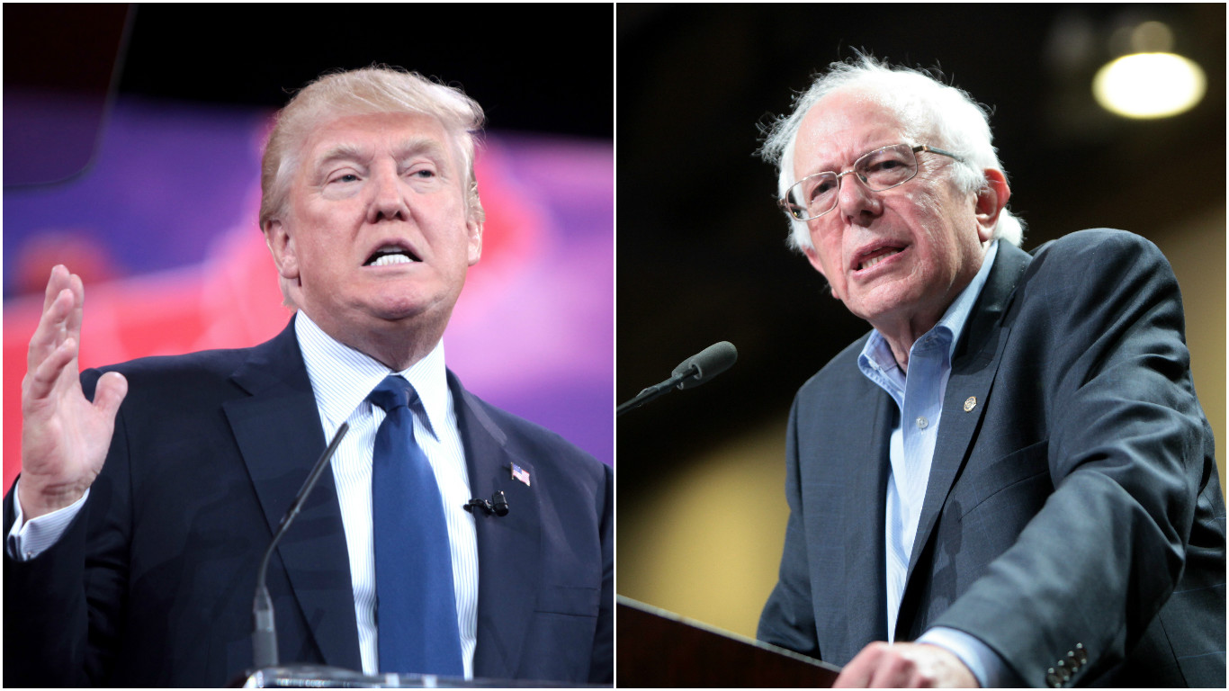Trump/Bernie