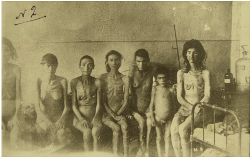 the holocaust an era of senseless death and devastation Which was worse, the holocaust or slavery update cancel (if you weren't immediately put to death) senseless slaughtering in terms of devastation.