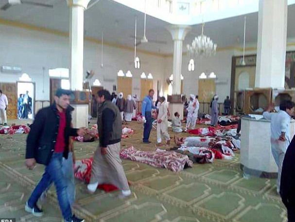 BREAKING: 235 Dead in Sinai Mosque Terror Massacre, Trump and Other ...